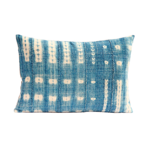 Vintage Indigo Pillow II
