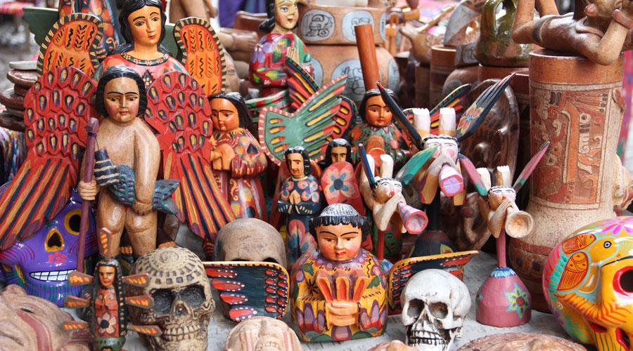 Meridian | Chichicastenago Market in Guatemala