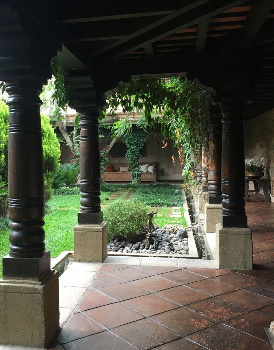 Meridian | El Convento Hotel in Antigua, Guatemala