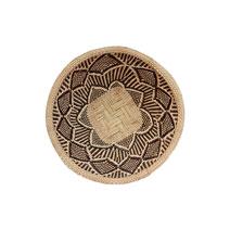 Meridian | Woven Palm Basket