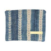 Meridian | Vintage Indigo Zipper Pouch II