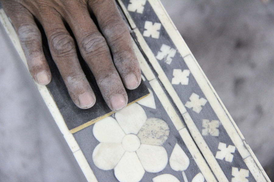 Meridian | Bone Inlay Artisan Workshop Tour
