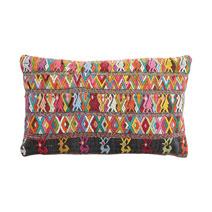 Meridian | Vintage Huipil Pillow XIII