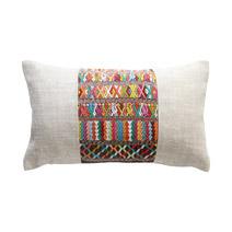 Meridian | Vintage Huipil Pillow XVI