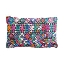 Meridian | Vintage Huipil Pillow I
