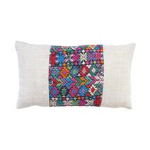 Meridian | Vintage Huipil Pillow IV