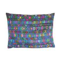 Meridian | Vintage Huipil Pillow VIII