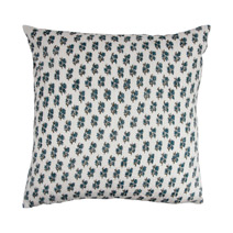 Meridian | Block Print Pillow III