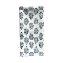 Meridian | Block Print Napkin Set - Genevieve