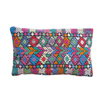 Meridian | Vintage Huipil Pillow II