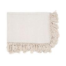 Meridian | Cotton Throw Blanket