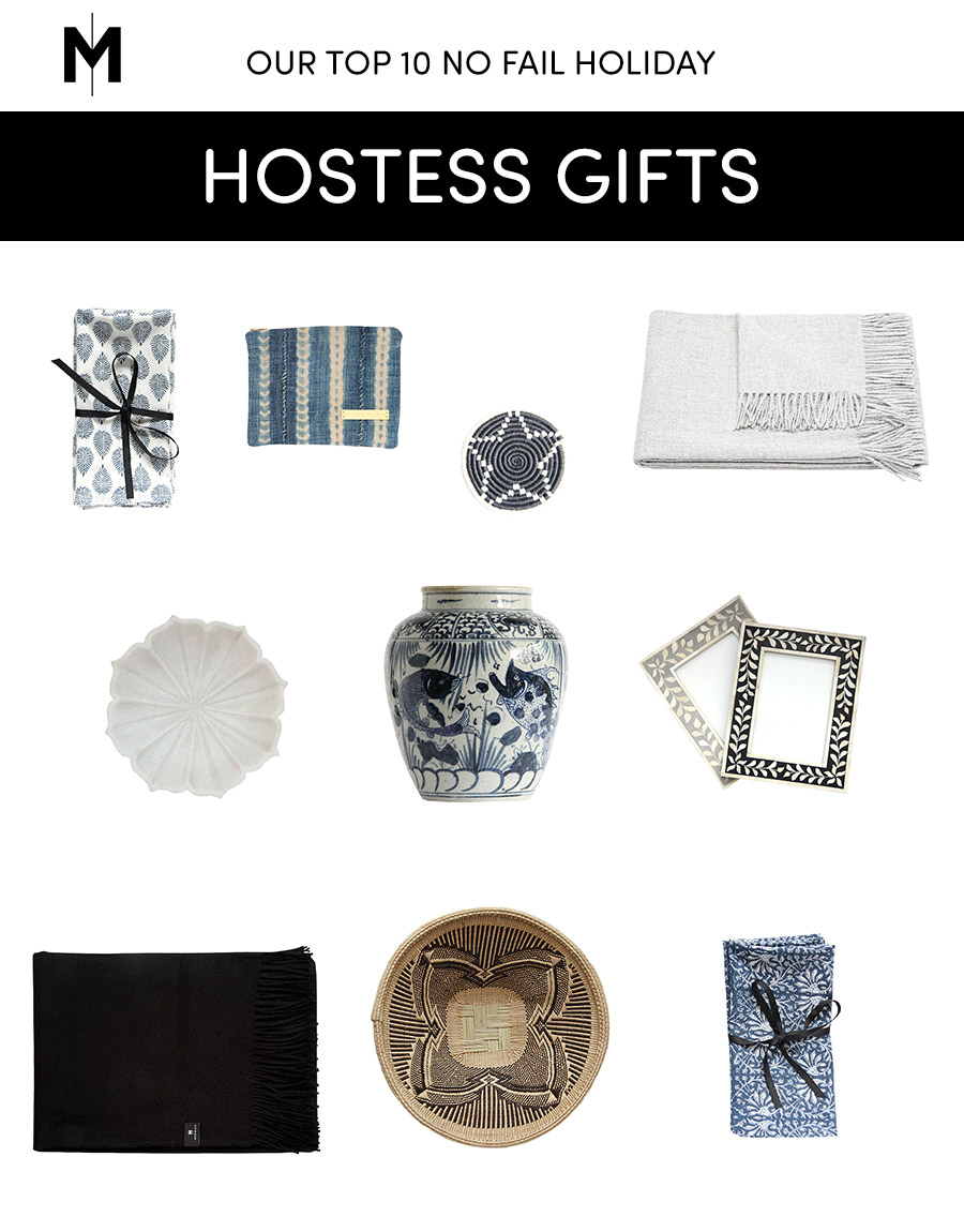 Our Top 10 No Fail Holiday Hostess Gifts Meridian Storyboard