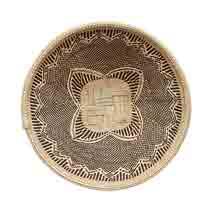 Meridian | Woven Palm Basket XIII