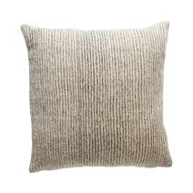 Meridian | Chiapas Wool Pillow - Grey Stripe