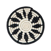 Meridian | Woven Coaster Set - Dancer