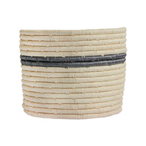 Striped Storage Basket II from Uganda