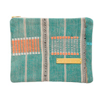 Meridian | Vintage Baule Zipper Pouch I