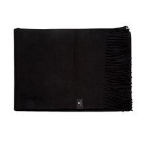 Meridian | Baby Alpaca Throw Blanket - Black