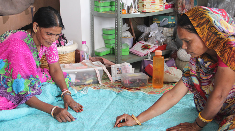 Meridian | Block Print artisans in Rajasthan, India.