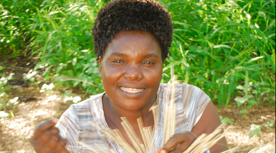 Meridian | Basket Weavers in Zimbabwe