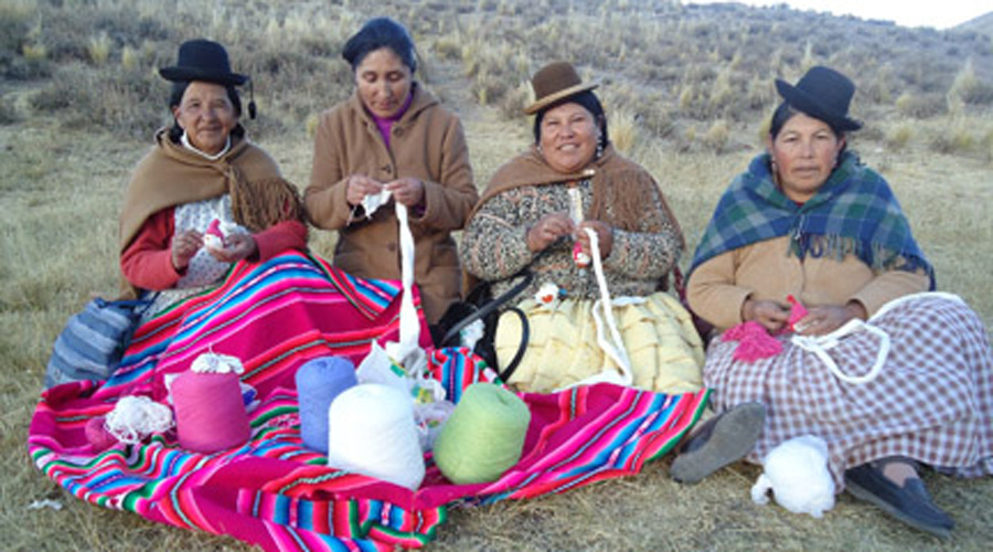 Meridian | Our artisan partners knit our stuffed animal collection by hand in the Peruvian highlands.