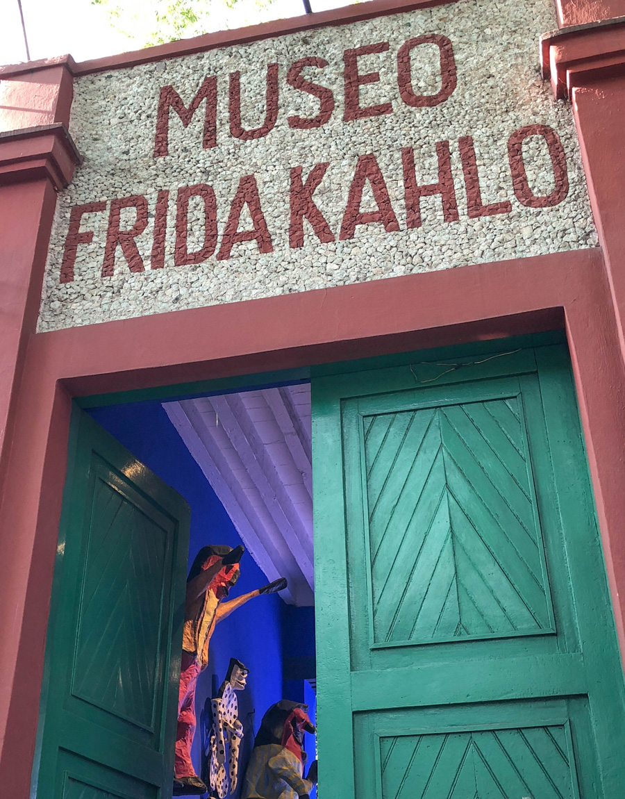 Meridian | Be sure to book your tickets in advance for the Museo Frida Kahlo in Mexico City.