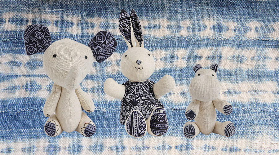 Meridian | Limited Edition Fair Trade Stuffed Animals from Vietnam