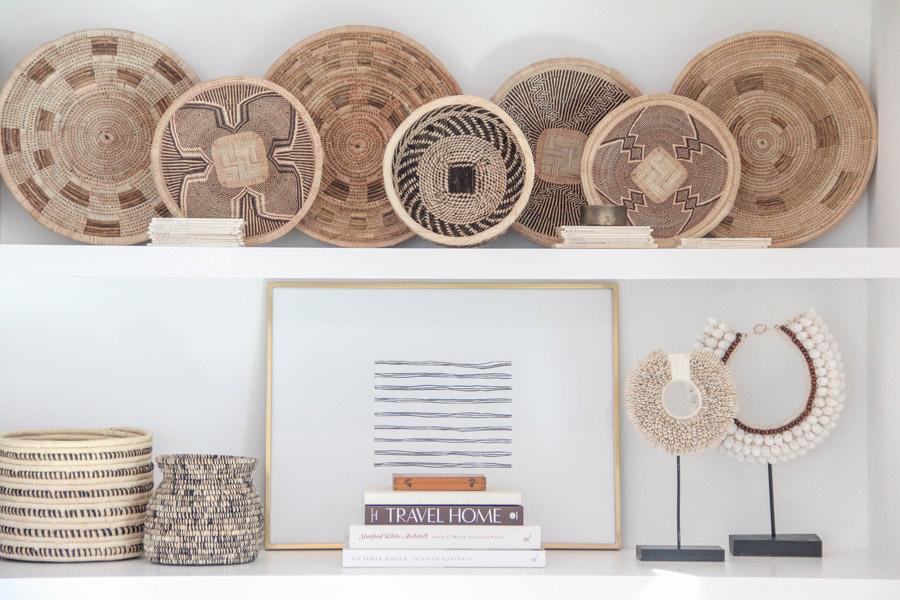Meridian | The Designer Secret to Styling Gorgeous Global Bookshelves