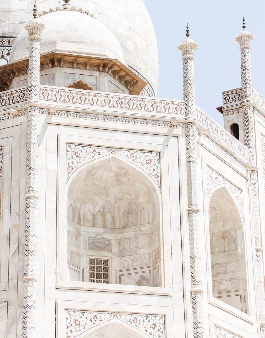 Meridian | There's a reason the Taj Mahal is listed as one of the Seven Wonders of the World – it's truly a once-in-a-lifetime place to see!