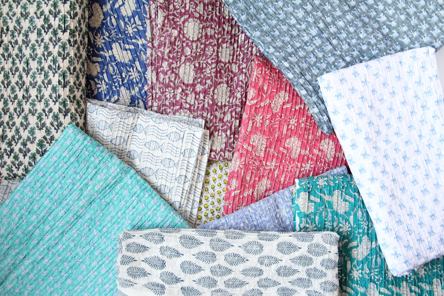 Meridian | Block Print Textiles