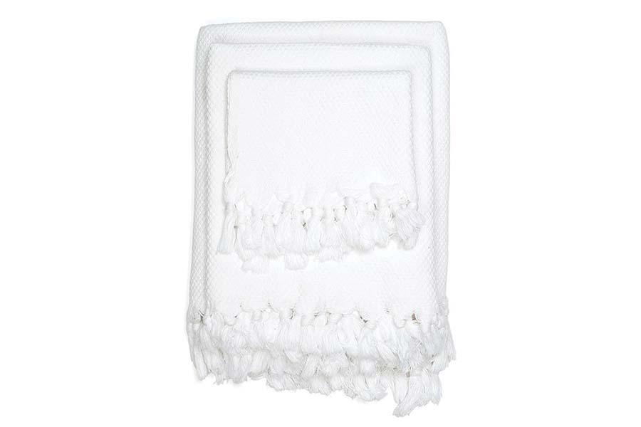 Sakara Handwoven towels from Meridian NY